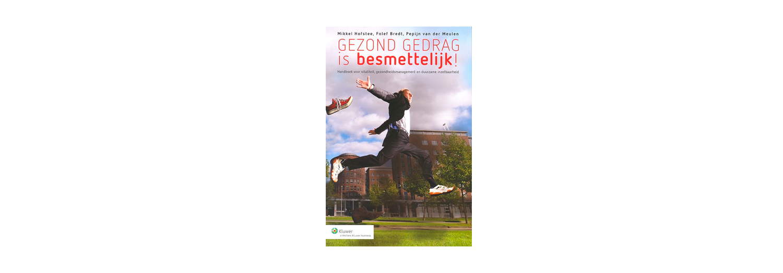 Gezond gedrag is besmettelijk - Mikkel Hofstee