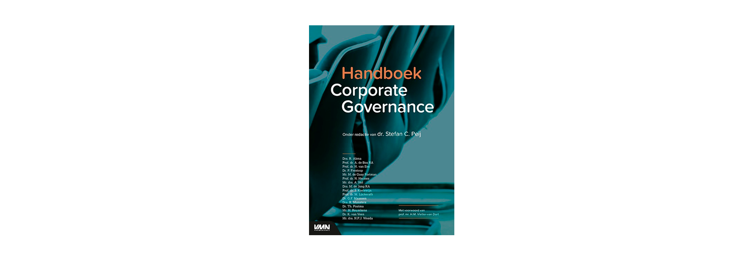 Handboek corporate governance - Stefan Peij