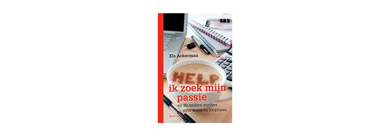 Ik zoek mijn passie - Els Ackerman