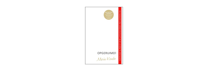 Opgeruimd - Marie Koudo