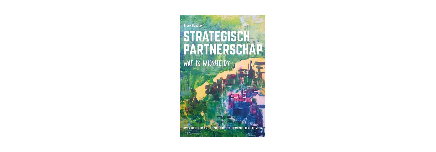 Strategisch partnerschap - Rienk Goodijk