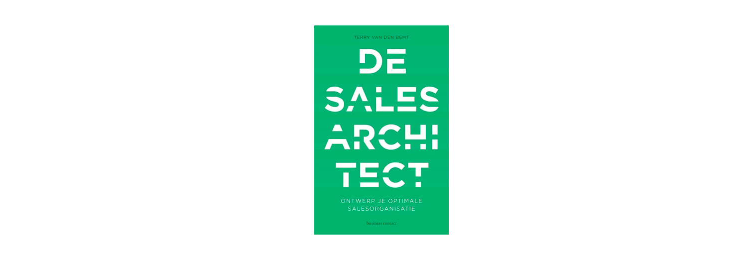De salesarchitect - Terry van den Bemt