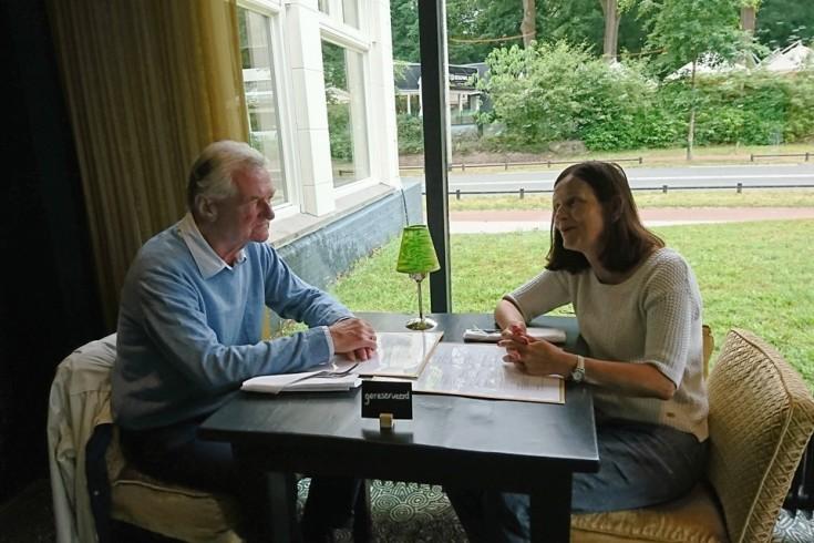 Christel Deckers ontmoet Cees Meijers